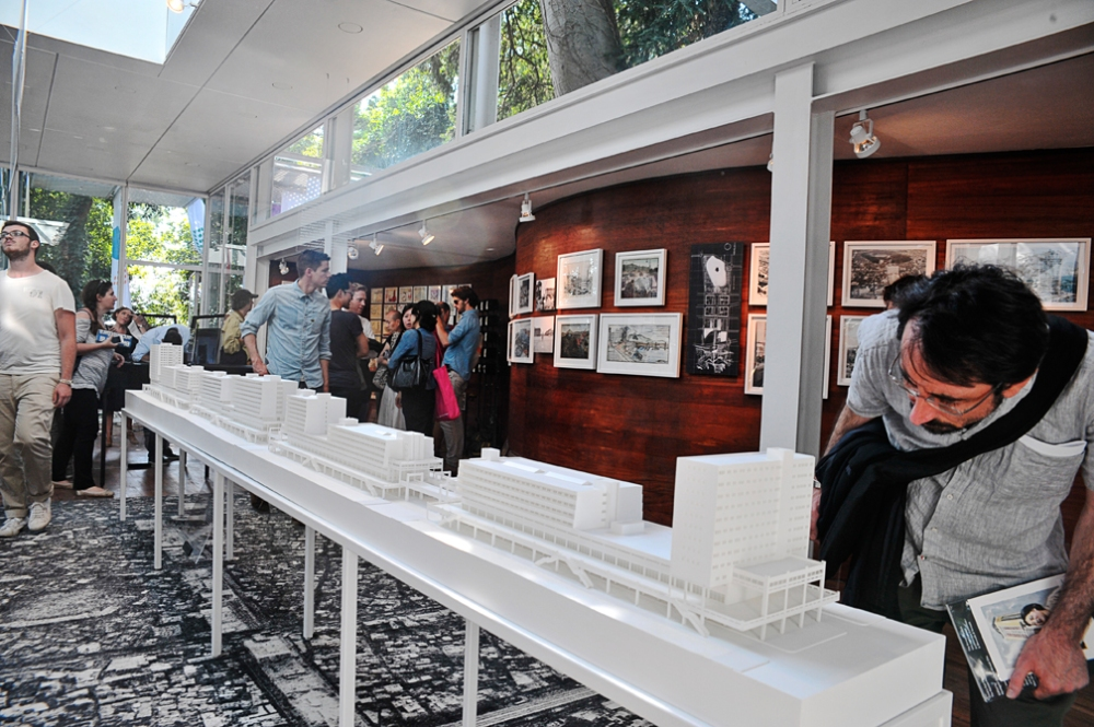 Korea Pavillon won the Golden Lion at the Venice Biennale of Architecture this year