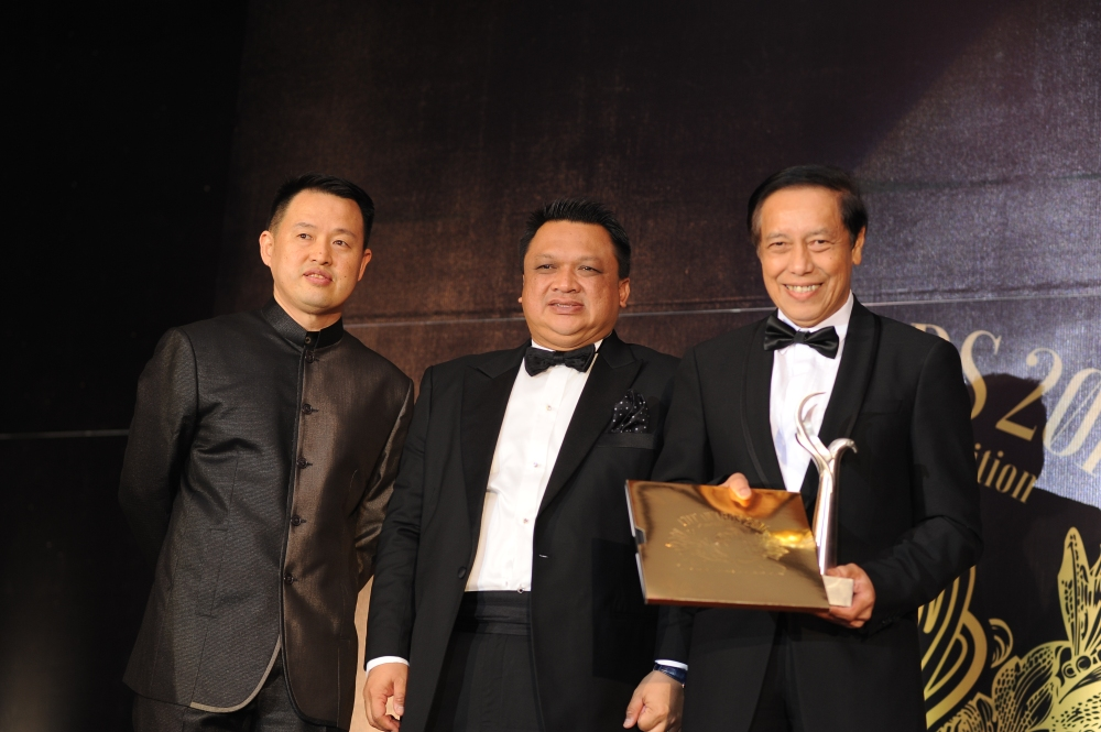 CHT Lifetime Achievement Award_Dato' Syed Mohamad bin Syed Murtaza_President & Founder oF MASAAM (Motorcycle and Scooter Assemblers and Distributors Association of Malaysia