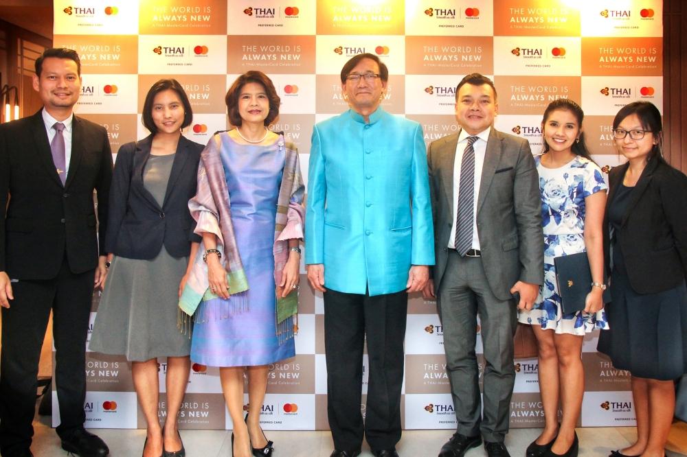 Nivat Chantarachoti with Thai Ambassador and Thai Embassy Officials