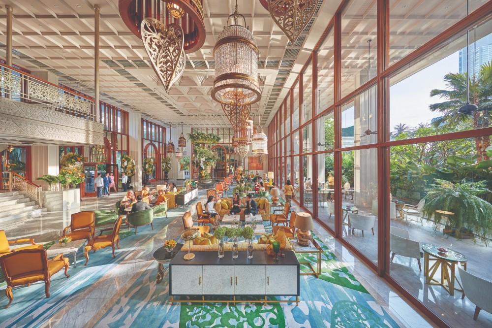 Mandarin Oriental, Bangkok - Lobby (1)